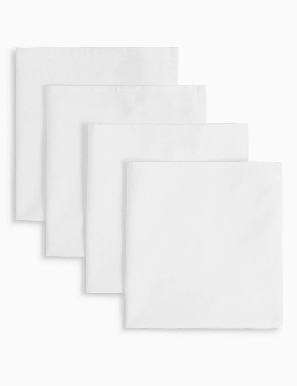 Linge de table 4 serviettes