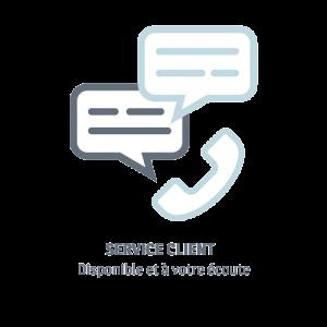 Service client - Blanclair